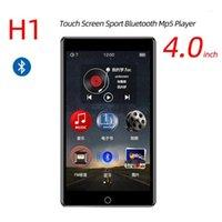 4 polegadas Bluetooth MP4 Slim Touch Screen MP5 Player Tela Cheia MP4 Portátil HD Lossless Music Player Suporte FM Rádio1