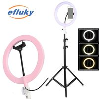 10 inch LED Ring Light Dimmable Selfie Lamp with Tripod Phot...