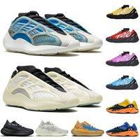 adidas yeezy boost 380 700 V3 자석 2020 트레이너 패션 오렌지 동요 주자 카니 예 웨스트 (Kanye West) 700 개 실행 신발 병원 청색 형광체 탄소 블루 스포츠 스니커즈 36-45