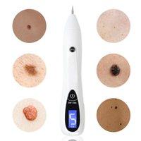 9 Level LCD Mole Tattoo Rimozione Viso Skin Skin Spot Spot Remover Laser Plan Pensma Macchina Penna Facciale Freckle Tag Verriere Rimozione Bellezza Beauty Care