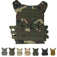 Tactical Equipment JPC Molle Vest Paintball Hunting Vest Pla...