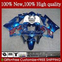 Lichaam voor Honda CBR 893RR 900RR CBR893RR 94 95 96 97 95HC.21 CBR893 CBR900 CBR 900 893 RR CBR900RR 1994 1995 1996 1997 Verkleifabriek Blauw
