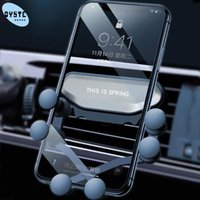 support smartphone voiture Car Phone Holder Vent Mobile Car Holder Cell Stand For Huawei P30 P20 Pro mate 20 10 Honor 10i 9 8 7