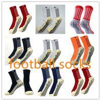 Orden de mezcla 2019/20/208/21 Venta de calcetines de fútbol antideslizante TRUSOX Calcetines Calcetines de fútbol para hombre Calcetines de algodón de calidad con trusox