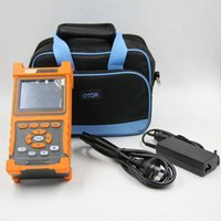 MT-8611 Niedriger Preis OTDR 12 80 km FTTH Handheld Active SM (1310/1550) FC Faseroptik Tester EXFO Mini OTDR
