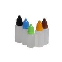 Butelki kroplowe małe oddzielne plastikowe butelkowanie Gospodarstwa Housewear Meble Anti Lewining Okładki Przekładniki Butelki Multi Color 0 11ys G2