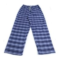 Unisex Cotton Plaid Spring Summer Dormire Sleep Bottoms Pigiama Bottoms Sleepwear Pantaloni Pantaloni Pigiama per dormire Pajamas Home Wear 201109
