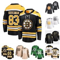 Boston Bruins 2020 All-Star-Hockeyjerseys Nick Ritchie Jersey Ondrej Kase Patrice Bergeron David Pastrňák Zdeno Chara Individuelle genähtes