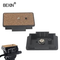 Fast Loading camera Quick Release Plate for Yunteng VCT- 950 ...