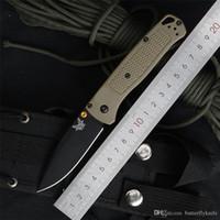 BENCHMADE Bugout BM535 / 535BK 535S coltello pieghevole S30V lama lama di campeggio esterna BM940 BM 940 BM 781 BM943 BM810 BM484 BM41 farfalla coltello