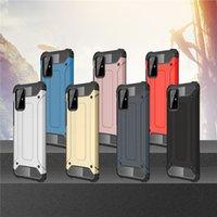 Cas d'armure robuste pour Samsung Galaxy Note 20 10 PRO A91 A90SS A71 A70 A50 J7 Cover pour Samsung S20 Fan Edition S10 Plus Coque de téléphone