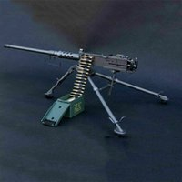 """1: 6 مقياس M2 براوننج آلة ثقيلة بندقية الحديثة سلاح البلاستيك نموذج اللعب تناسب 12 """"عمل الشكل لا يمكن إطلاق النار"""