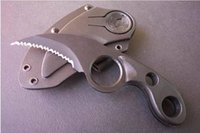 smith hrt karambit karambits garras garras faca caça dobrável faca de bolso faca de sobrevivência xmas 8118