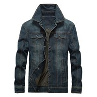 Down Jacketwinter Jean Jackets 남성 캐주얼 가을 겨울 긴 소매 후드가있는 지퍼 야외 새로운 패션 버튼 남성용 데님 자켓