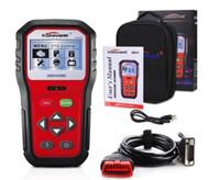 OBD2 Scanner Auto professionale OBD II Scanner Diagnostica Auto Diagnostica Code Reader Automotive Controllare la luce del motore Diagnostica