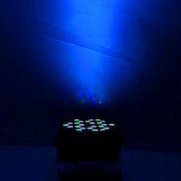 Venda quente 36W 36-LED RGB Remote / Automático / Controle de Som DMX512 Alta Brilho Iluminação Iluminação Mini DJ Bar Partido Alta Qualidade Palco Lâmpada