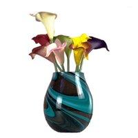 장식 꽃 화환 DIY 프로젝트 가정 장식 인공 식물 꽃꽂이 재료 고품질 손으로 콜라스 1