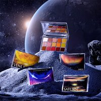QIbest 15 Couleur Starry Sky Skyeshadow Palette Earth Couleur Couleur de terre Pommes de terre Perlescent Glitter Scalier Shefd Shadow Eye Maquillage
