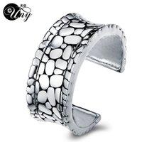 UNY pulsera Marca joyas de moda Brazaletes de múltiples Dot Amor brazalete de la vendimia de la antigüedad del regalo de Navidad de San Valentín de la nave libre pulseras