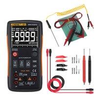 LCD 백라이트와 Q1 디지털 멀티 미터 전압계 전류계 AC DC 옴 전류 전압 회로 시험기 부저