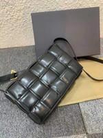 الأزياء الفاخرة المنسوجة وسادة حقيبة الفرنسية أنيقة نمط فريد المرأة حقيبة 26 سنتيمتر