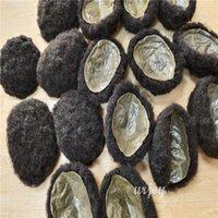 Kostenloser versand männer toupee perücke afro kinky haar toupee perücke für kahlen männer indian männer haar toupee perücke