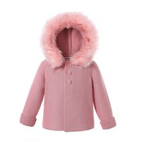 Pettigirl Autumn Winter Kids Sweaters And Coat Detachable Fa...