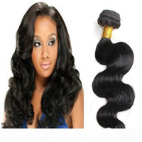 "Tronco de cabello humano natural brasileño 14 ""- 30"", Ola suelta, Pieza 100Grams, Color natural Remy Virgin Virgin Human Hair Warking, Free Shipp"