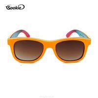 BAMBOO Damenmode Neue Polarisator-Skateboard- und Holzgläser exportierte Männer Sonnenbrillen der Männer
