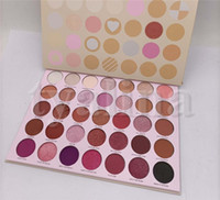 New Face Makeup 35XO 35Color eyeshadow palette 35 colors eyeshadow Shimmer Matte Preseed palette Powder