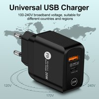 USB Charger Fast Charging PD 20W Quick Charge USB Type C Cha...