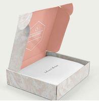 OMM ODM Vente en gros Logo personnalisé imprimé Papiers rigides Boîtes d'emballage en vrac bon marché Emballages d'emballage en carton bon marché