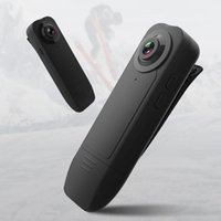 미니 카메라 A18 비디오 카메라 1080 HD 나이트 비전 DVR 캠코더 백 클립 미니어처 모션 감지 스냅 루프 촬영 1