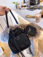 luxurys Designer 2019 Fashion Women Messenger Bags Nylon Schultertaschen Handtaschen-Frauen Umhängetaschen Satteltasche Duffle Bag