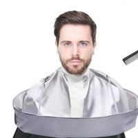 Grembiule Capelli Cappotto Cappotto Taglio Capelli Mantello Della Prugno per la pulizia Protezione del mantello Capelli Barbiere Salon Stylists Umbrella Cape Lla84
