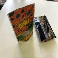 Flamin Hot Kush Resealable أكياس مايلر فارغة كاليفورنيا 3.5-7 جرام Edibles التعبئة والتغليف مايلر أكياس SQCSBB Toys2010