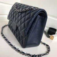 Cuir véritable Single Mode 65645 Femmes Sacs Chaînes Compartiment intérieur Sac Gracieux Sac Gracieux Diamant Sacs de mode de la Saint-Valentin