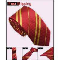 Çocuklar Boyun Kravatlar İngiliz Tarzı Şerit Bağları Koleji Boyun Kravatlar Çocuk Erkek Kız Acces Qyltah Queen66