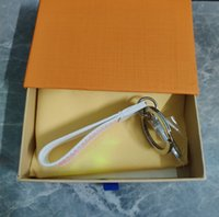 Portachiavi di fascino di modo Ultimo stile Gradiente colore portachiavi colorato borsa pendente portachiavi auto portachiavi accessori fornitura