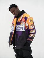 USA Fashion Brand Giacche Giacca da uomo Sport Sport Hip Hop Bomber Giacca Importato Sezione sottile Viaggio all'aperto Cappotto impermeabile per uomo