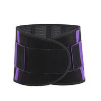 Lingerie Shapers Band Estômago Colorido W226 Shapewear Fajas Treinador Da Cintura Shaper Corporal Segurança de Algodão Pura e Alta Qualidade