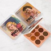 Matte Eye Shadow Palette Makeup Shimmer Pigment Waterproof Mineral Shade Nude Cosmetic Professional Eyeshadow Pallete