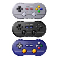8Bitdo N30Pro 2 Wireless Bluetooth Gamepad Spiel-Steuerpult für Schalter Android Windows-PC Mac Gamepad