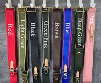 Продажа 8 цветов плечевые ремни для 3 шт. Установленные сумки Женщины Crossbody Сумка Натуральная кожа Дизайнеры Леди Намя: 44823 Кошелек для монет