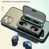 TWS Bluetooth Earphone V5. 0 9D Stereo Wireless Headphones Sp...