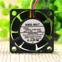 Nueva calidad de alta calidad 1606kl-05W-B59 24VDC 0.08A 4 cm Fan de enfriamiento de aire del enfriador