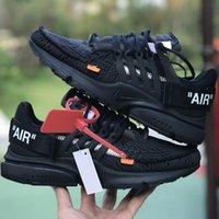 جديد الرجال الأحذية presto br qs الرجال أحذية رياضية طريفيل أسود أبيض المرأة المدرب الرياضة الأحذية الرياضية الركض عارضة مصمم الأحذية