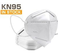 Consegna veloce KN95 PM2.5 Anti-nebbia antipolvere e maschere viso traspirante Maschere per la bocca Maschere per la bocca a 5 strati Maschera da 5 strati