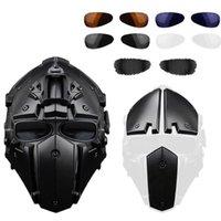4 цвета мотоцикл полное лицо шлемы мото гоночный велосипед тактический шлем защитная подгонка обучения открытый цикл1