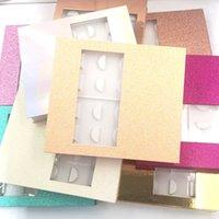 도매 빈 10 쌍의 속눈썹 부드러운 속눈썹 공급 업체에 제거 밍크 속눈썹에 대한 사용자 정의 개인 상표를 예약